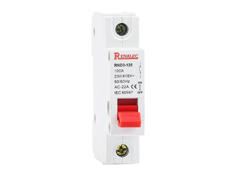 ISOLATOR <br/>RND3-125