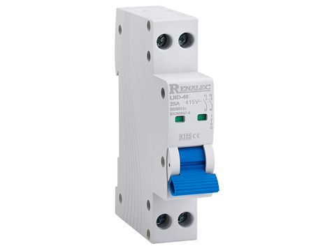 ISOLATOR <br/> LND-40